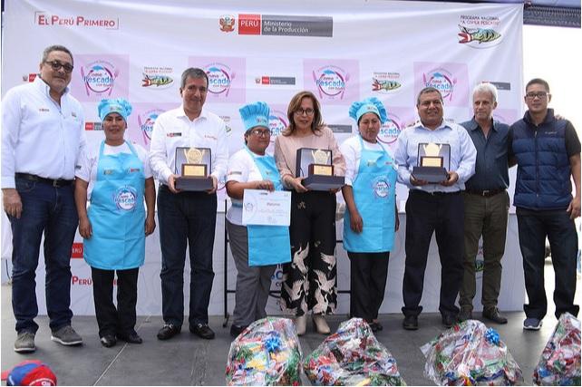 ganadores de Lima y cuzco