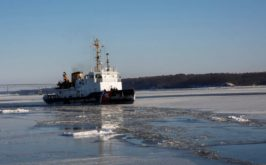 buque chino se hunde en argentina