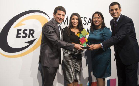 Tasa recibe por septimo año premio