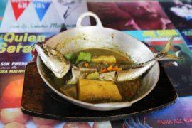 pescado delicioso