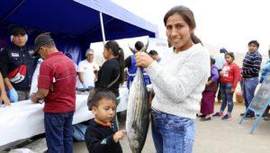 pescado para Otuzco