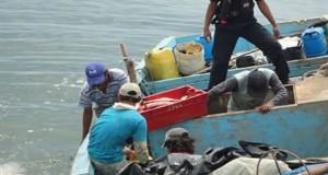 Detienen a 16 ciudadanos ecuatorianos por Pesca ilegal en Pacífico colombiano