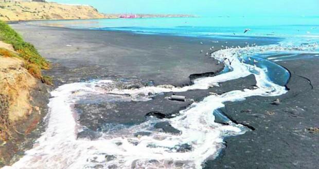 PIURA -Contaminación de la Bahía de Paita es un acto criminal