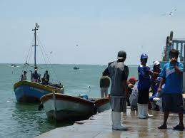 Los pescadores soportan la peor crisis de su historia
