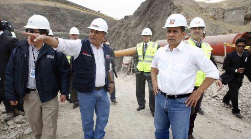 Construcción de Planta La Chira que descontaminará el Mar registra avance de 70.2%