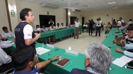 PIURA: Ministro Ghezzi impulsa inversiones y manejo sostenible de Conchas de abanico