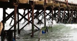 TRUJILLO: El muelle de Huanchaco está en riesgo de colapso