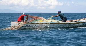 Pesca artesanal en el Perú