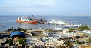 Puertos Pesqueros de Perú