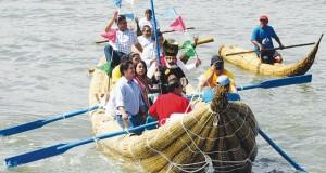 Con festividad hombres de mar pidieron a San Pedro una abundante pesca