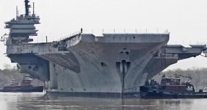 Buque USS América llegará al Perú para operaciones navales conjuntas