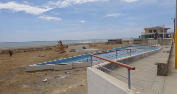 """TUMBES: Supervisarán """"Malecón Turístico de Zorritos"""""""