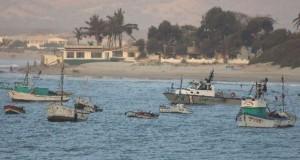 Hallan con vida a los 8 pescadores desaparecidos frente a Mar de Paita
