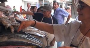 TACNA – Pescado Bonito continúa con precios elevados pese a sobreabundancia