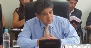 Legislador Sarmiento: Crisis pesquera es por malas políticas de gobierno de OH
