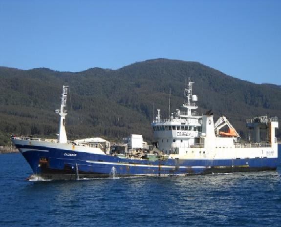 Crisis de Jurel chileno pone en aprietos a pesqueros y obliga a trasferir cuotas