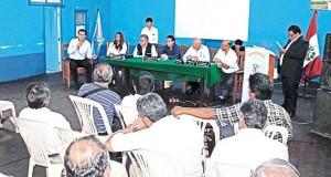 El 70% del Sector Pesquero Artesanal Nacional es informal
