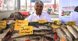 AREQUIPA – Ofrecerán 5,000 kilos de Pescado a precios módicos