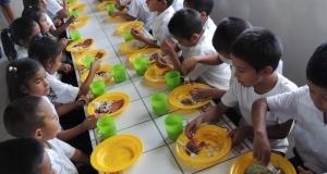 FAO ofrece curso sobre alimentación escolar sostenible