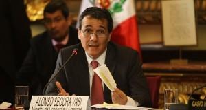 MEF: Economía peruana crecerá en torno a 4 %, a pesar de El Niño