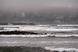 En litoral sur y centro se prevé oleajes intermitentes ligeros el próximo domingo