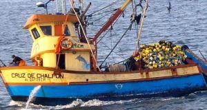 Descartan crisis del sector pesquero en Piura a causa de cambio climático