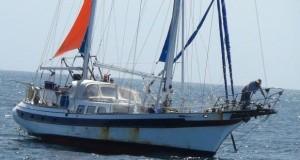 Hallan en Mar de Máncora velero que estaba 7 días a la deriva
