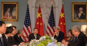 China y EEUU acuerdan profundizar cooperación en protección de océanos