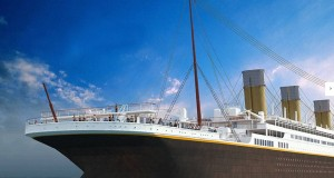 Una réplica del Titanic en China como hotel de lujo