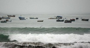 ICA -Puertos y caletas fueron cerrados por oleajes irregulares