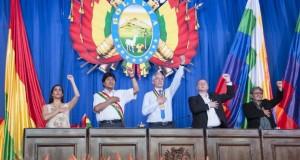 BOLIVIA – Recuperará el acceso al Mar por la vía del diálogo