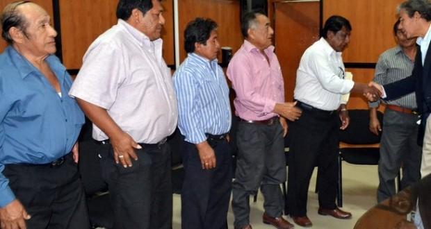PIURA – Gobierno regional analiza situación de pescadores artesanales de Paita