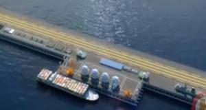 ¿Está China construyendo sus 'islas flotantes' para el Océano Índico?