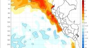 Probabilidades de tener Fenómeno El Niño moderado es de 65%