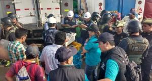 CHICLAYO  – Decomisan más de 5 toneladas de Caballa por carecer de talla mínima