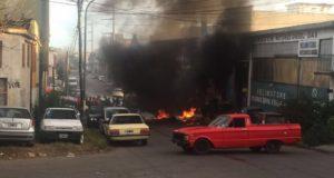 Queman planta de El Marisco que adeudaba a 45 trabajadores