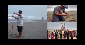 LA LIBERTAD – Pescadores compiten en concurso por el Día de San Pedro