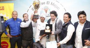 Produce premió al mejor pescador cocinero peruano