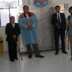HUANTA – Instalan primera planta procesadora de Anchoveta enriquecida