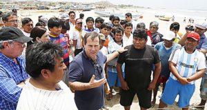 """Poteros de Paita: """"Permisos colectivos violentan legalidad de marco jurídico pesquero"""""""