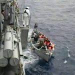 Rescatados al sur de Italia aseguran otros 17 desaparecieron en el Mar