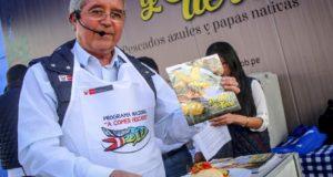 Produce exhorta a incluir pescado en la dieta semanal