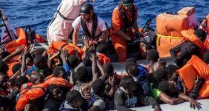 EUROPA – Italia coordina el rescate de 1.200 inmigrantes en el Mar Mediterráneo