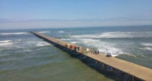 LAMBAYEQUE – Puertos y caletas cerrados por oleajes anómalos
