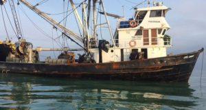 Produce sancionará a embarcación ecuatoriana capturada en Tumbes